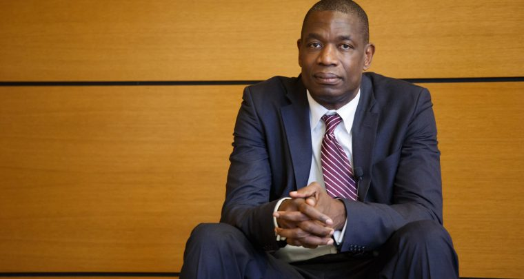 Dikembe Mutombo Buying the Houston Rockets