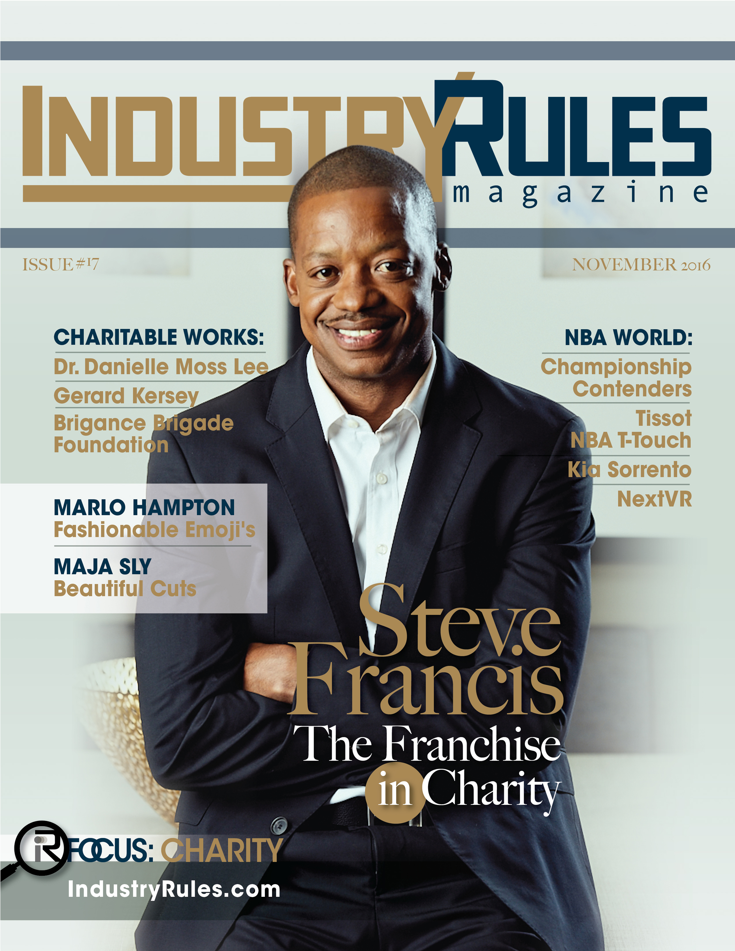 Industry Rules Steve Francis Industry Rules
