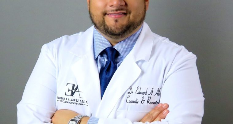 Dr. Edward Alvarez