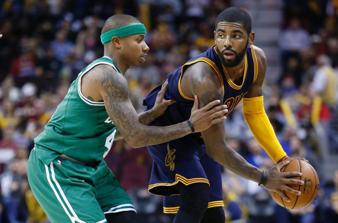 72cad7f43b88 Industry Rules » Kyrie Irving Traded to Boston Celtics - Industry Rules