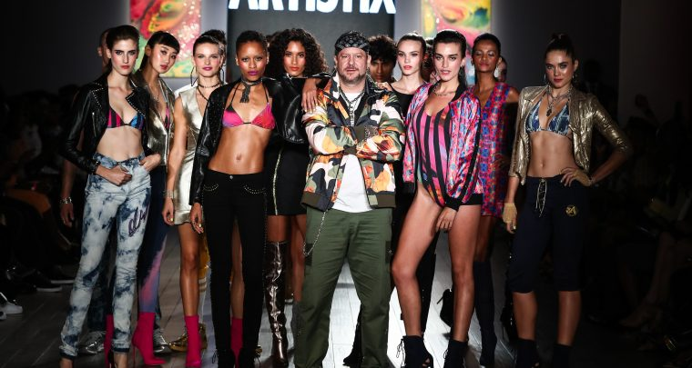 ARTISTIX Wows At Kia's Style 360 During NYFW