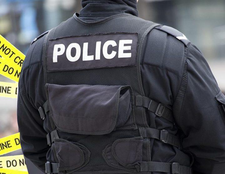 Mistrust of the Police