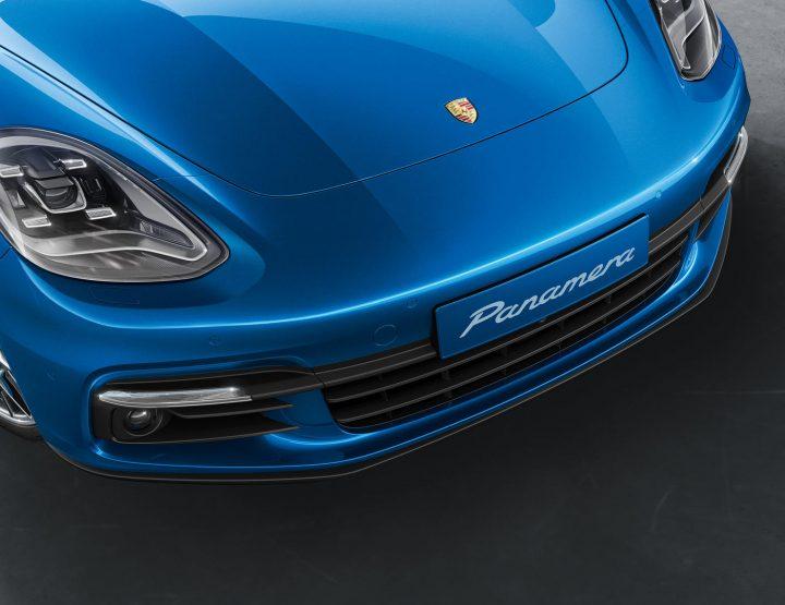 Porsche Panamera (Part II)