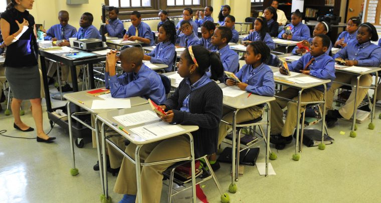 Behind The Scenes of Charter Schools