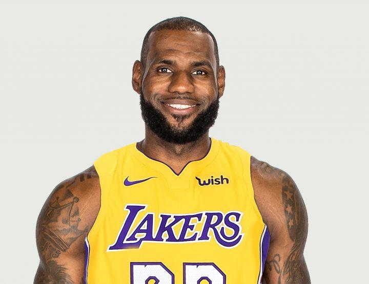 King James & LA Lakers
