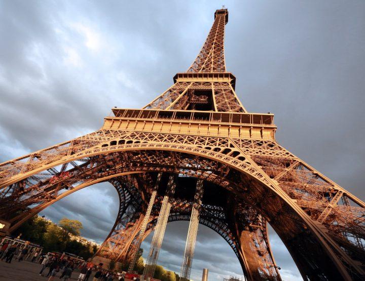 Visiting Paris by M. X. G.