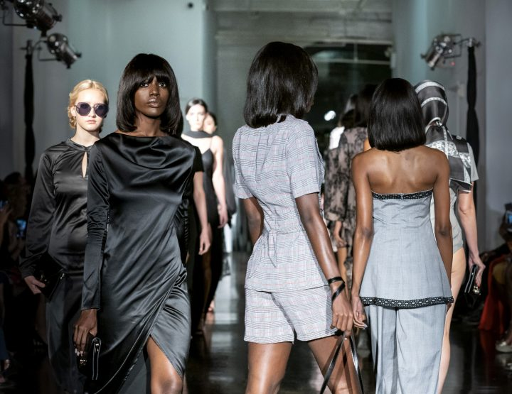 NEGRIS LEBRUM LAUNCHES BLACKBERRY COLLECTION AT NEW YORK FASHION WEEK (SPRING/SUMMER 2020)