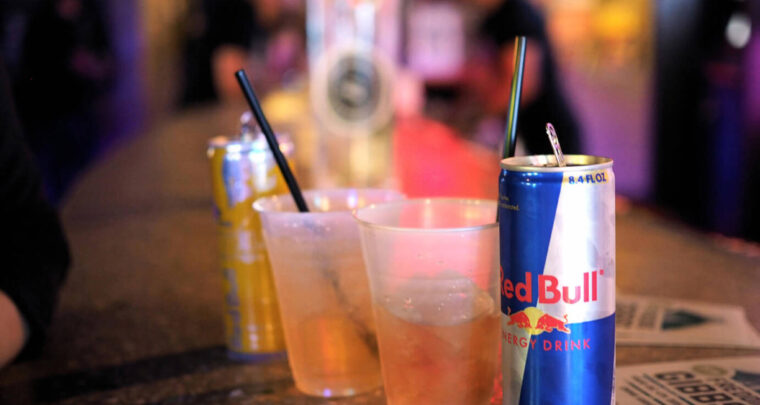 Energy Drinks & Alcohol