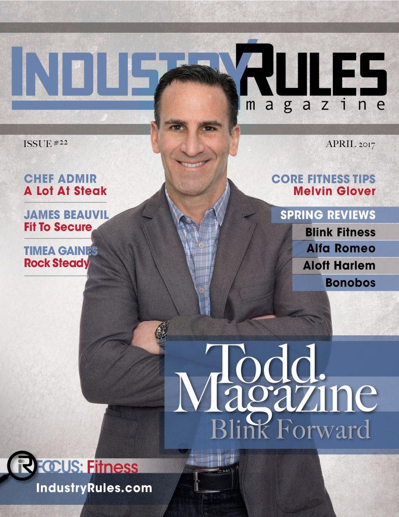 Todd Magazine