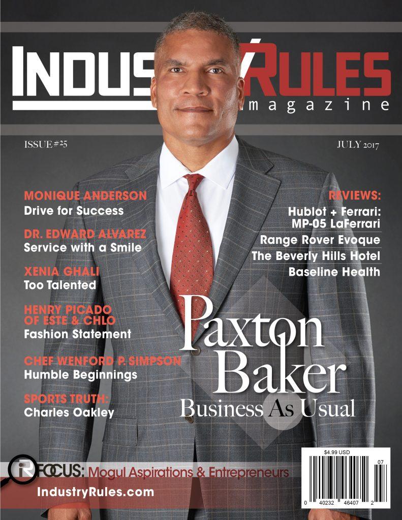 Paxton Baker
