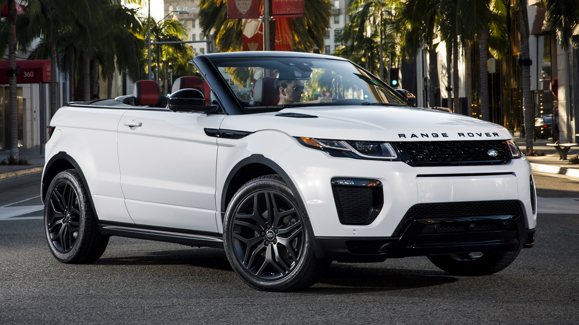 industry rules 2018 range rover evoque convertible. Black Bedroom Furniture Sets. Home Design Ideas