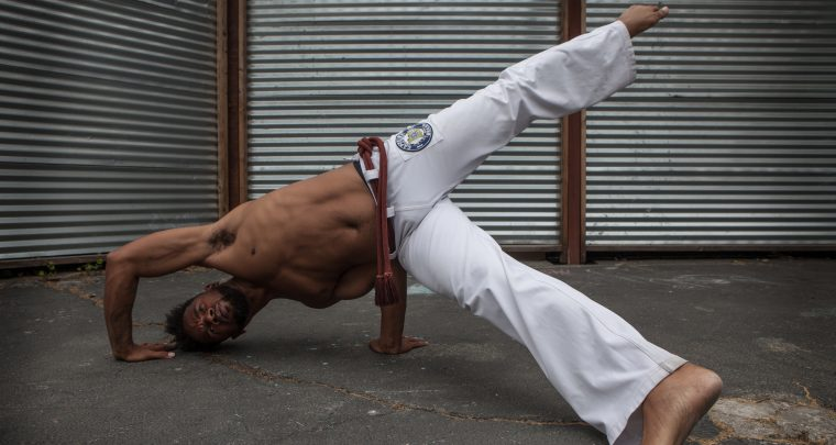The History of Capoeira