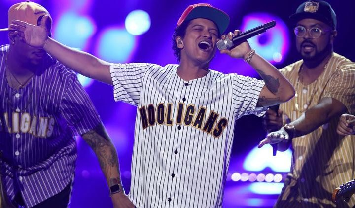 Bruno Mars Shows Love on Tour by Donating $1 Million