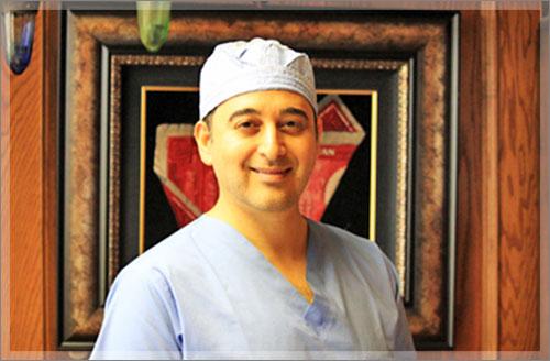 Dr. Michael Mazaheri