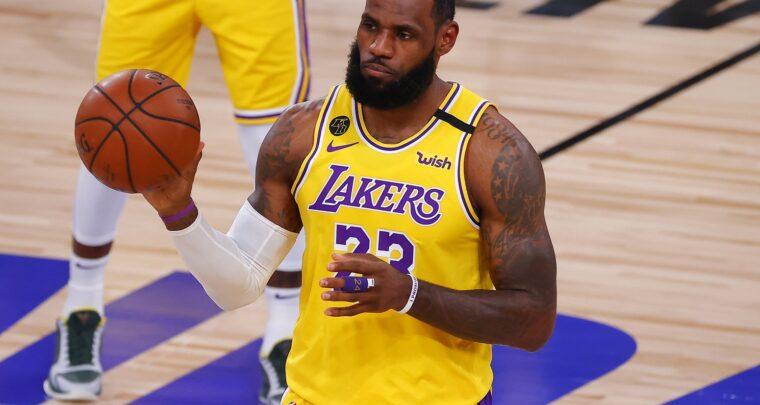 NBA Finals Under COVID-19