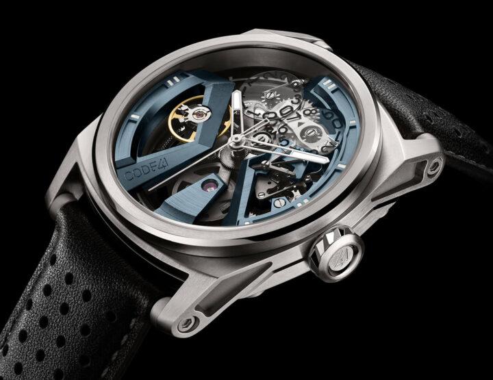 CODE41 Watch